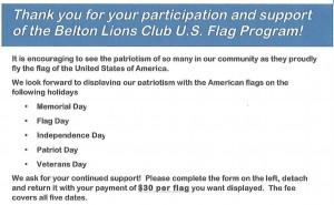 Flag Program 2