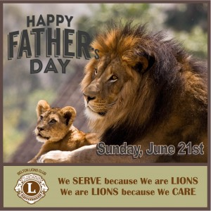 Lions Fathers Day FB