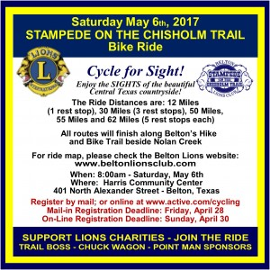 2017 Stampede Bike Ride Facebook